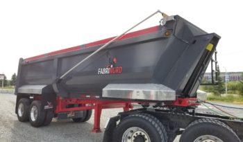 Semi-remorque Fabrinord 26 pieds 2019 full