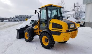 Loader JCB 2014 full