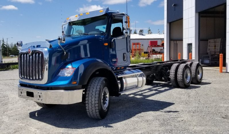 HX 620 cab and chassis 2020 full