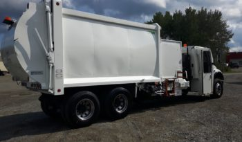 Freightliner 2011 – Camion poubelle full